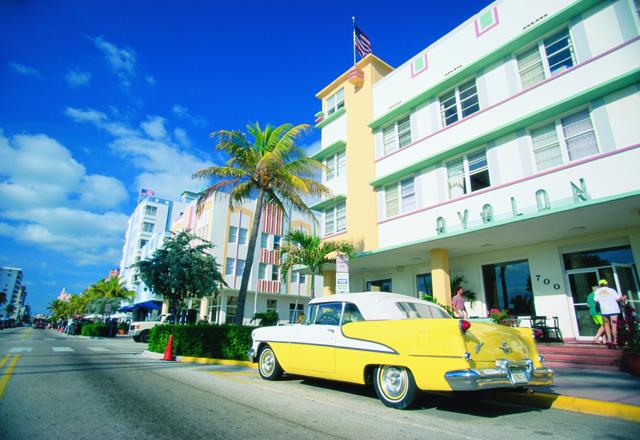Art Deco South Beach