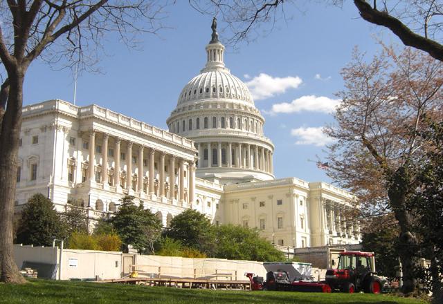 Das Capitol in Washington