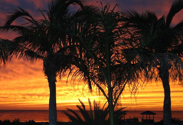 SonnennterganG am Strand Florida