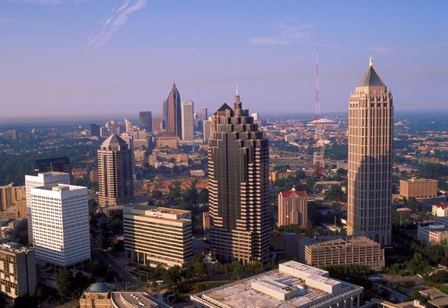 Urlaub in Atlanta