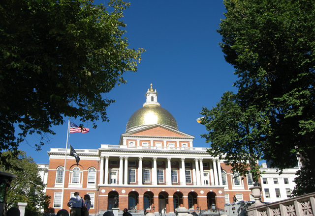 State House Boston