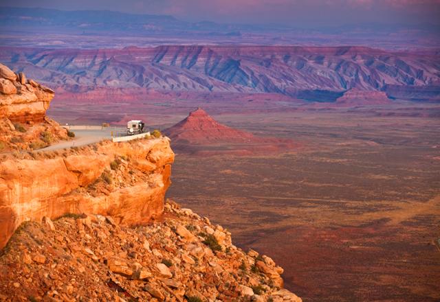 Die Nationalparks des Südwestens