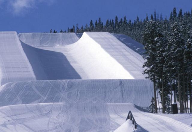 Skifahren in Colorado