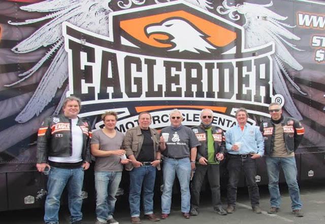 Eagle Rider Tour