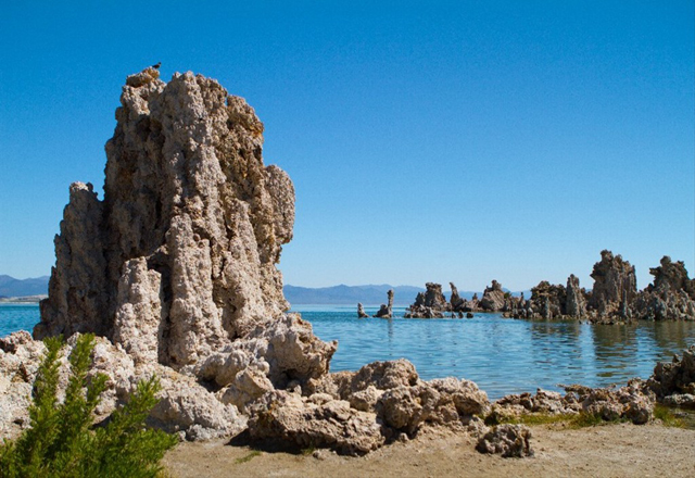 Mono Lake, Californien