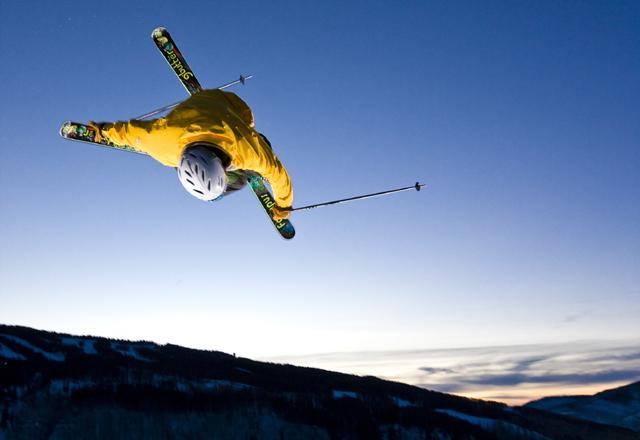 USA Skireise