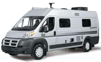 Campervan B21